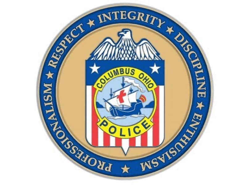 Columbus PD Logo