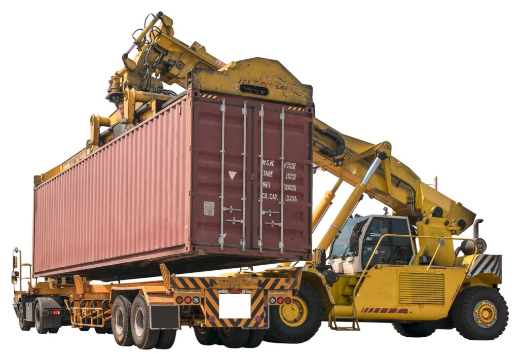 reduce bulk handling logistics fleet idling 1