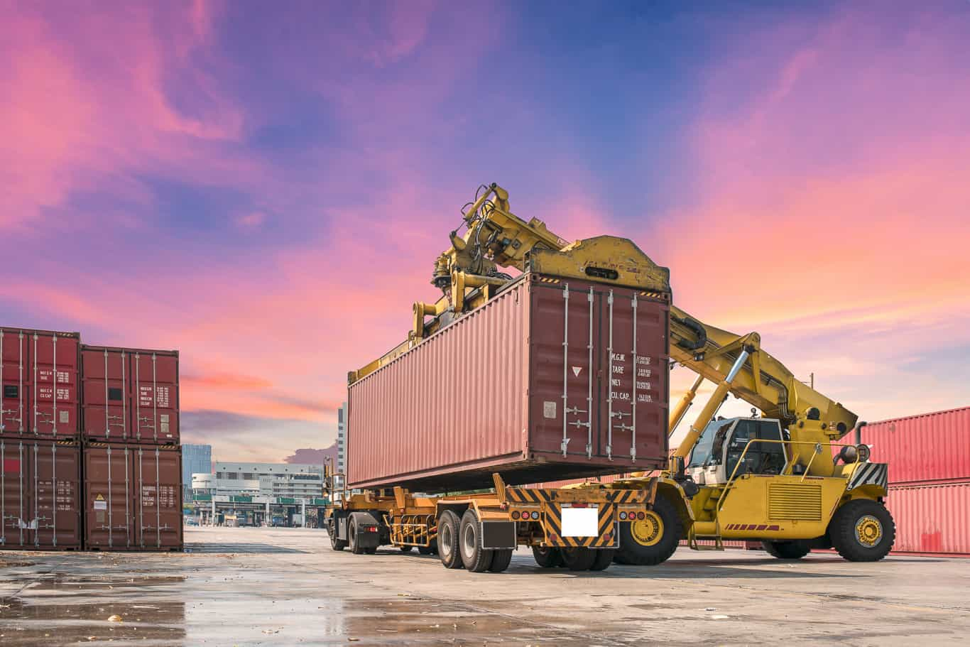 reduce emissions idling freight cargo terminals 1