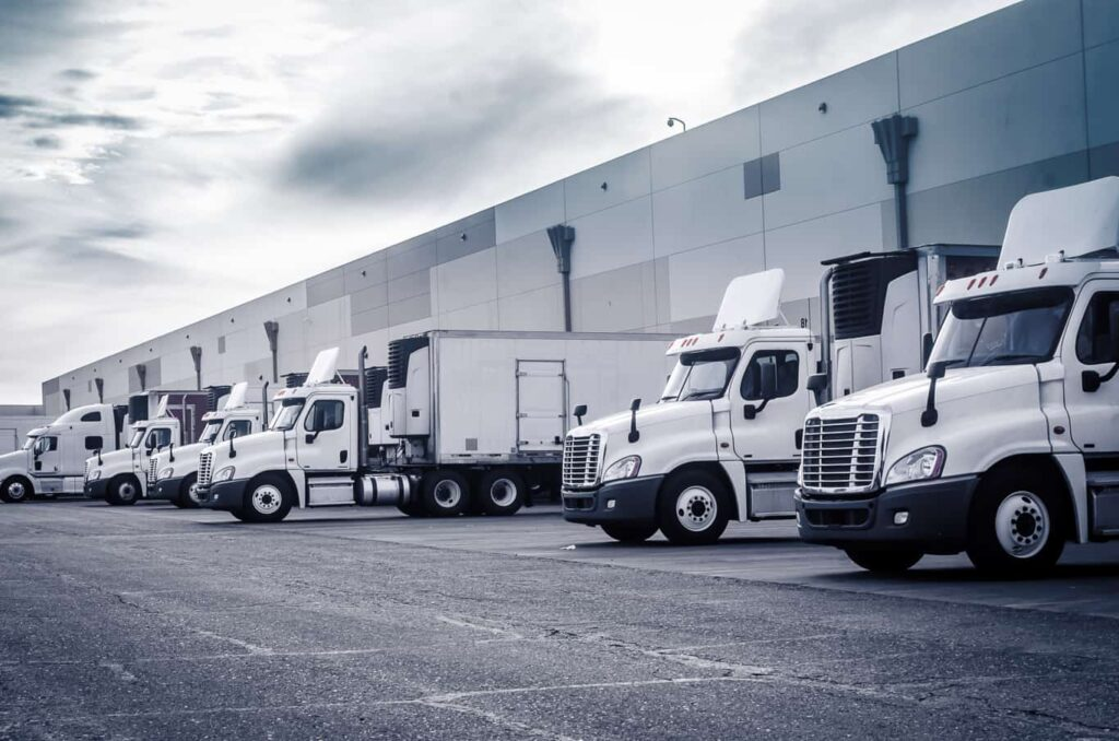 reduce idling emissions in bulk handling logistics fleets 2 1