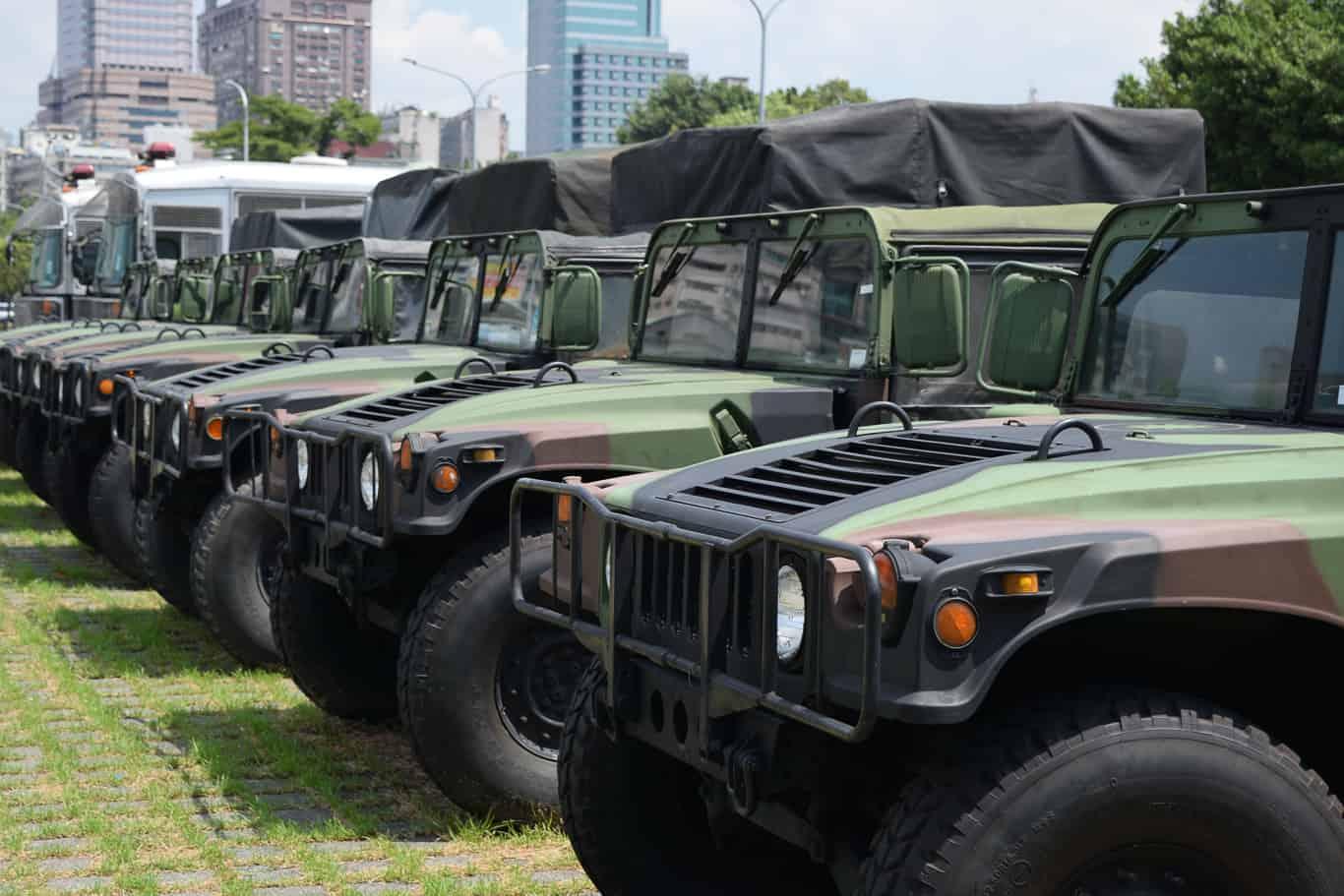 reduce military vehicle idling 2 1