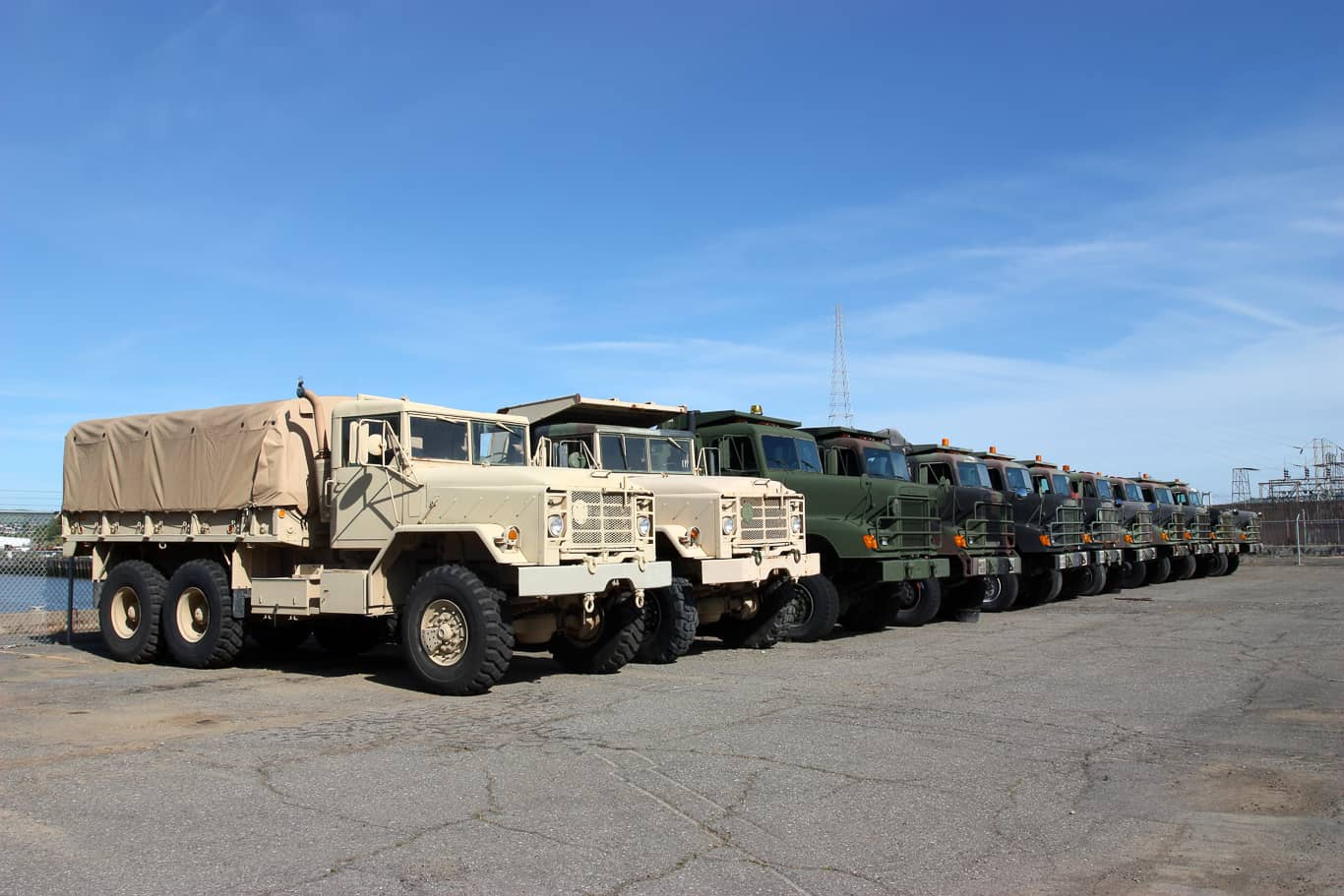 reduce military vehicle idling 3 1