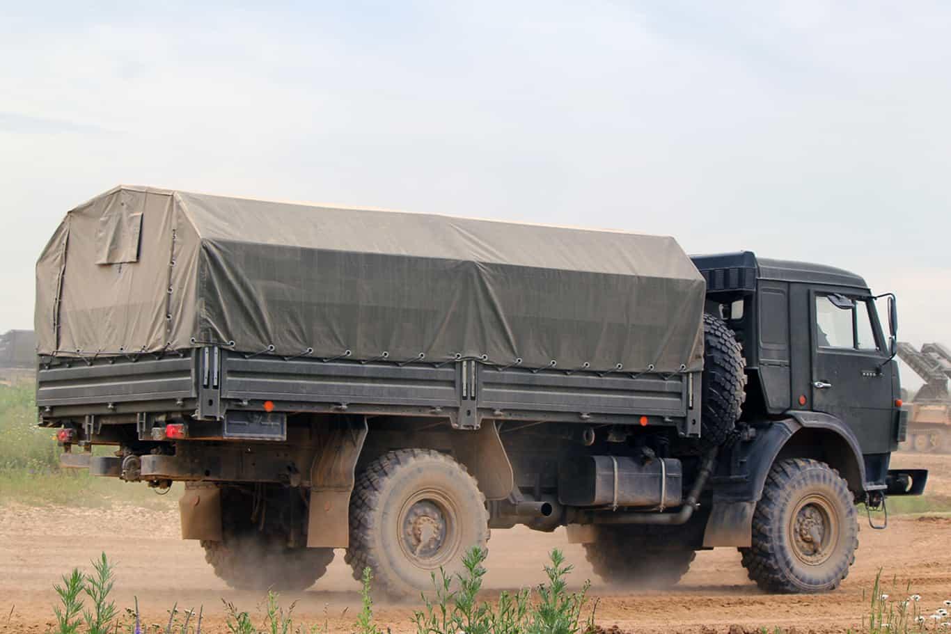 reduce military vehicle idling 4 1