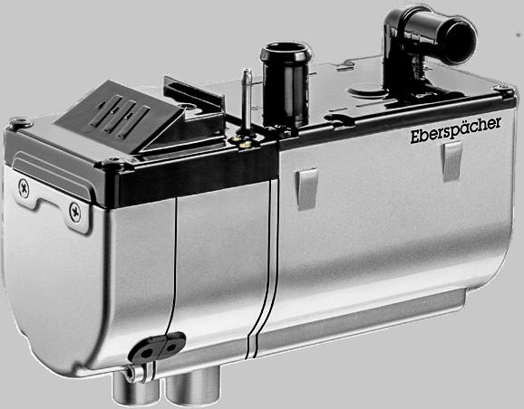 GRIP external coolant heater