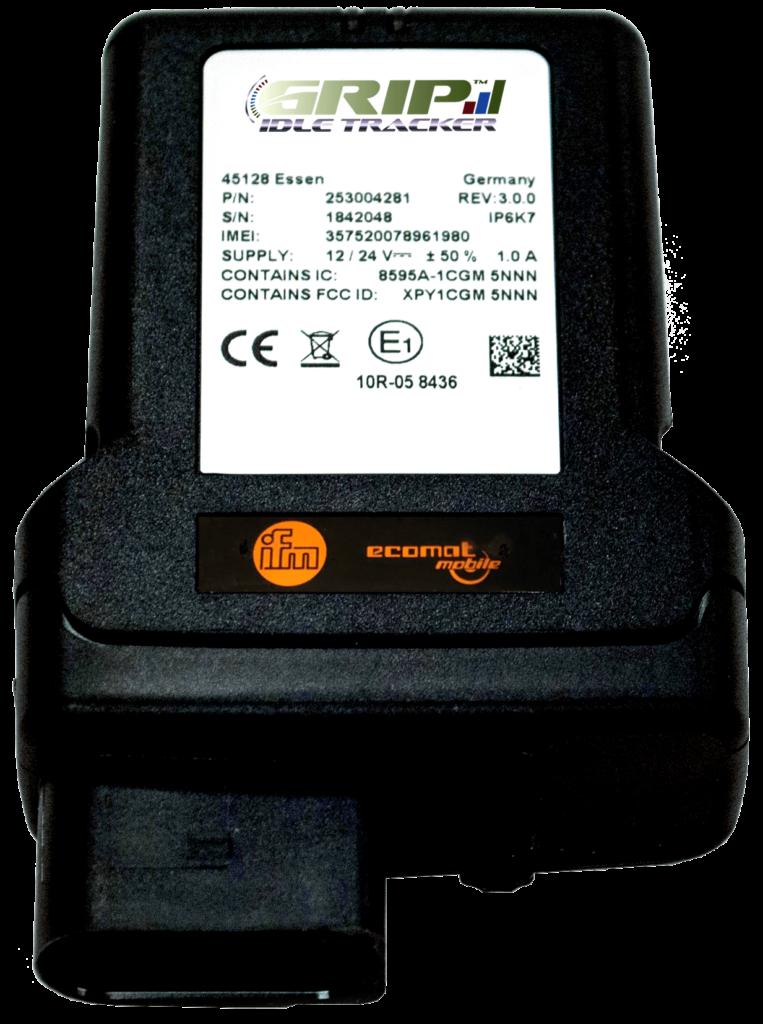grip idle tracker tm 1