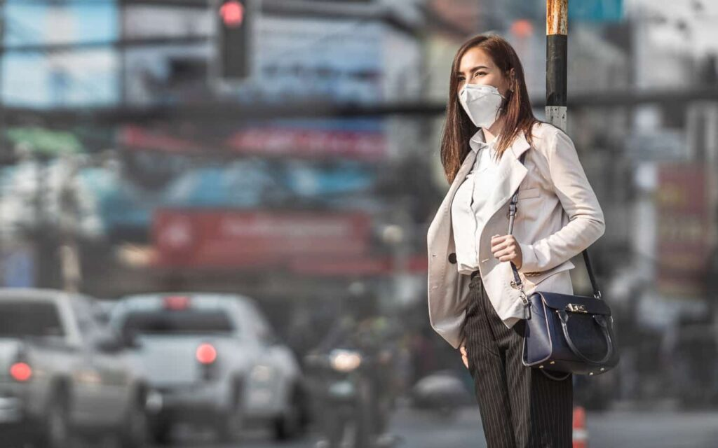 the impact of reducing fleet emissions air pollution